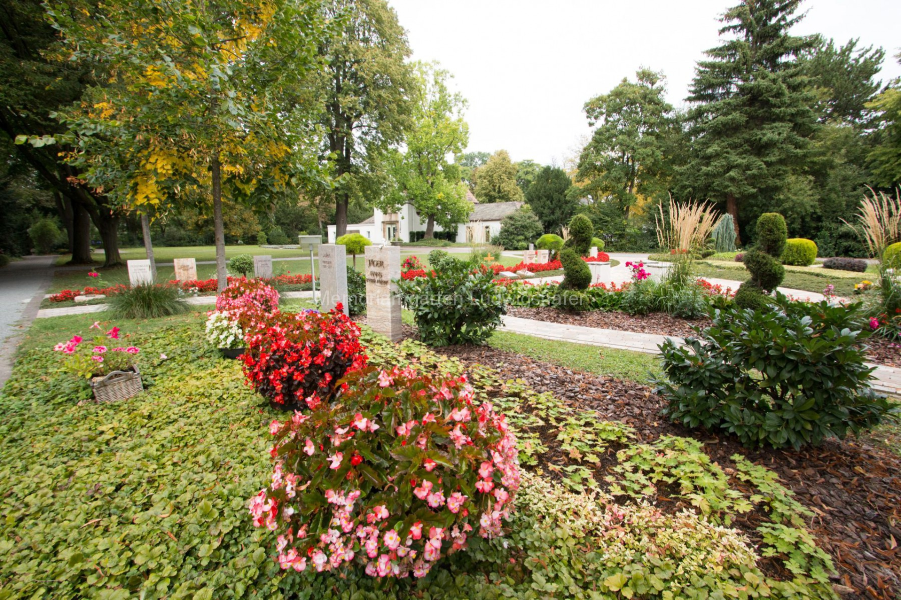 Memoriamgarten Friesenheim