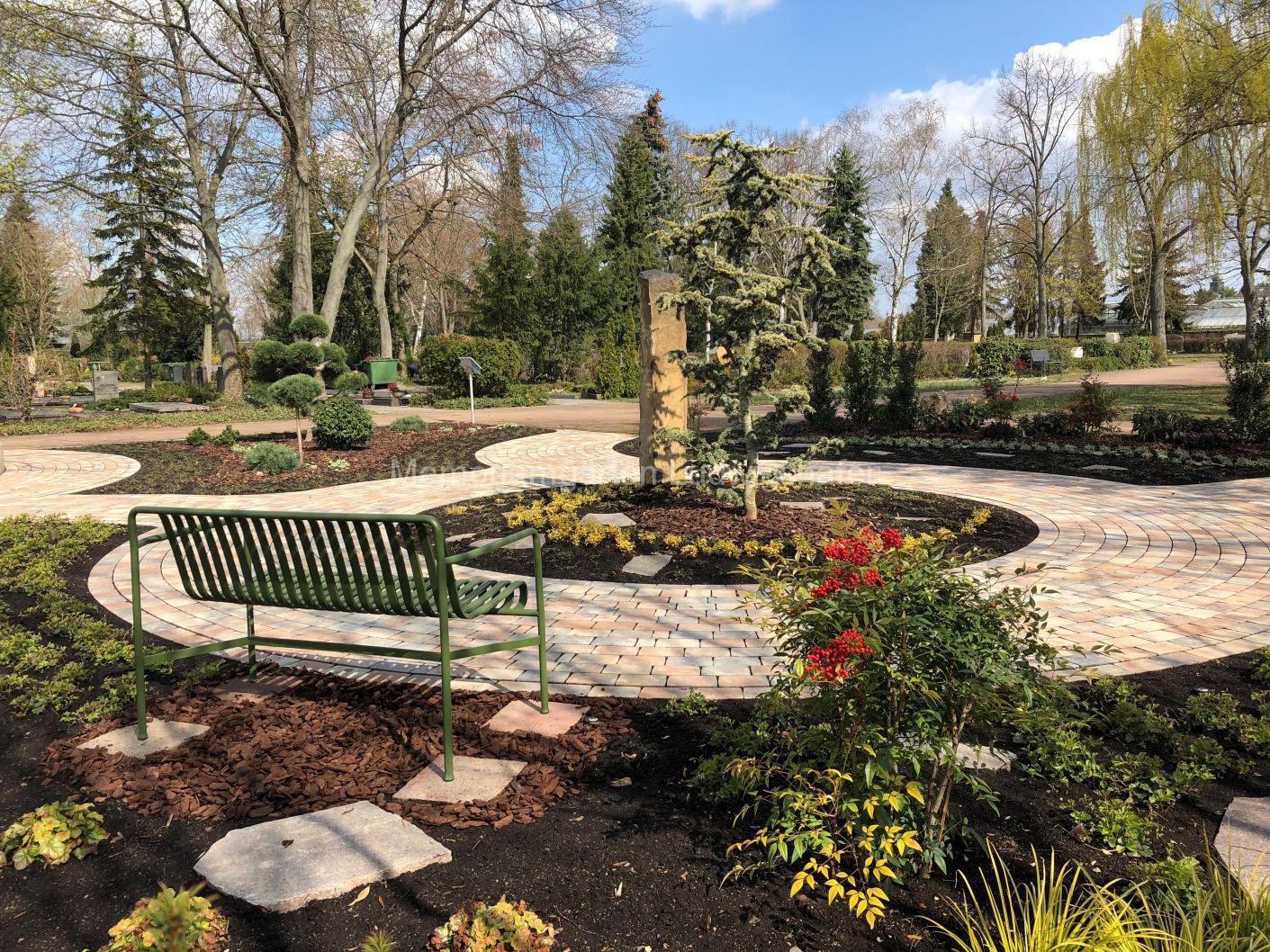 Memoriamgarten Rheingönnheim