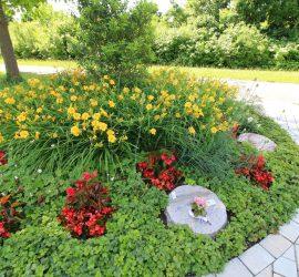 Friedhof Maudach Memoriamgarten